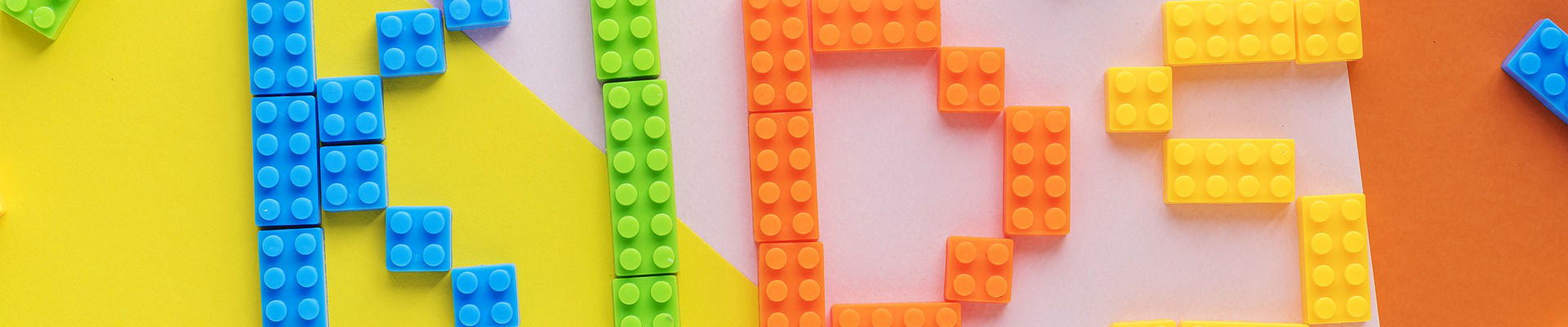 Lego for kids, letters